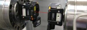 CNC laser alignment